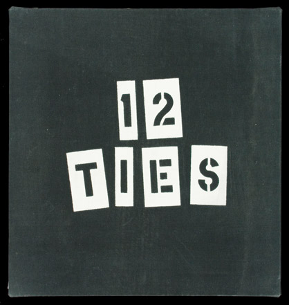 12 Ties Cover