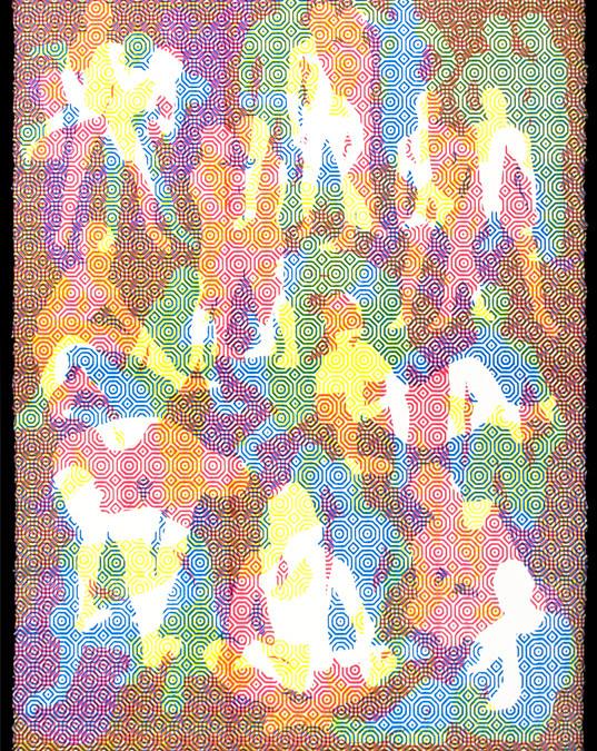 Figures in a Garden - 4