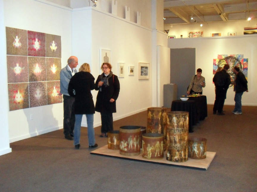 Fulton Street Gallery Opening