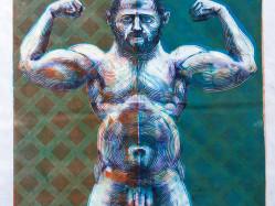 The Strong Man 1 (recto)